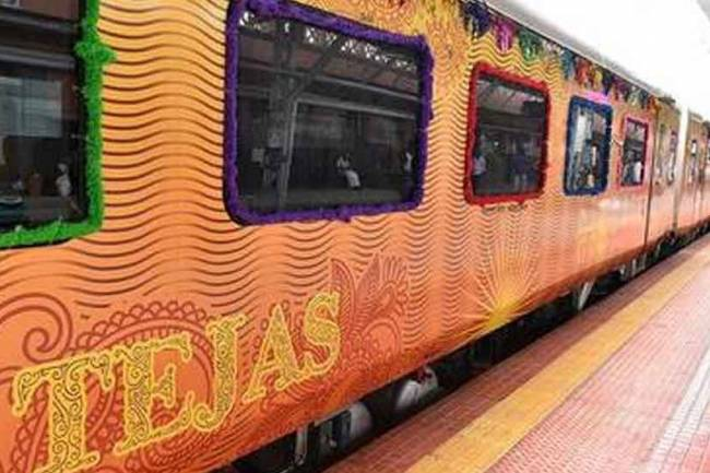 IRCTC to launch second Tejas Express from Ahmedabad to Mumbai on January 17