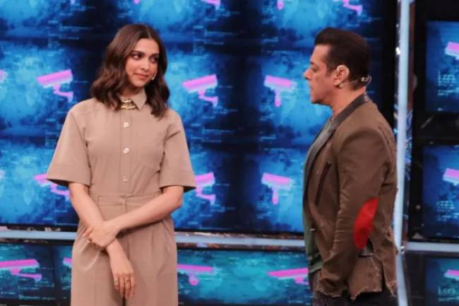 Bigg Boss 13: Sara, Not Amitabh Bachchan - Deepika Padukone's Response To Salman Khan's Question