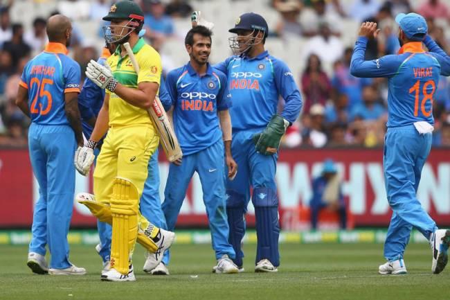 India vs Australia: Head-to-Head records in ODIs