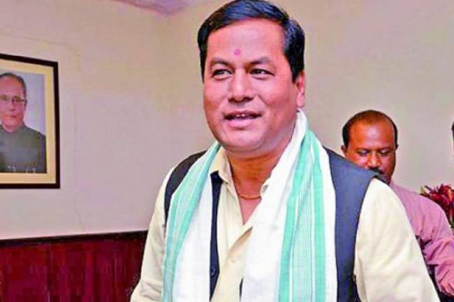 Assam Chief Minister Sarbananda Sonowal's ministry expanded with induction of two new ministers