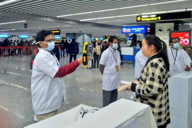Will decide on Thursday if coronavirus outbreak in China is a global health emergency: WHO