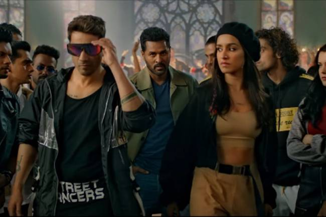 'Street Dancer 3D' early reviews: Shraddha Kapoor and Varun Dhawan's film impresses movie-goers