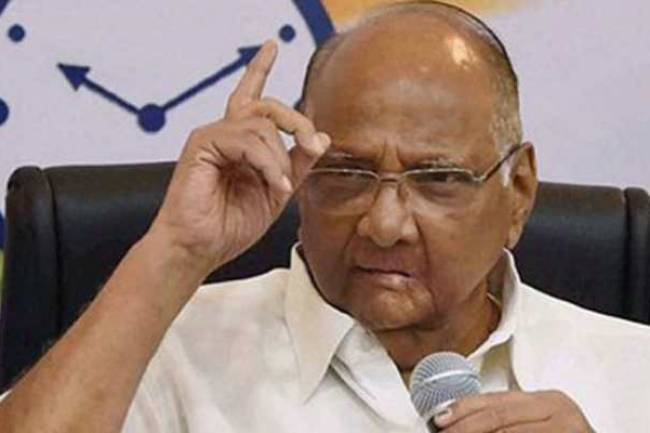 Tribals are original inhabitants of country, says NCP chief Sharad Pawar