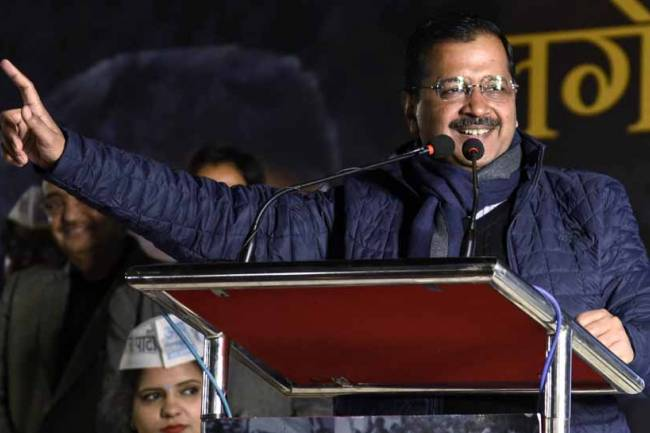 Delhi CM Arvind Kejriwal slams BJP for imposing challans on auto drivers, asks party to stop taking revenge from poor