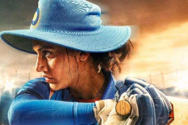 Shabaash Mithu first look: Taapsee Pannu brings cricketer Mithali Raj's life to silver screen