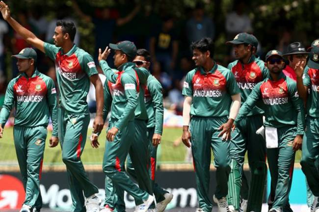 Bangladesh beat India by 3 wickets to win ICC U-19 World Cup title