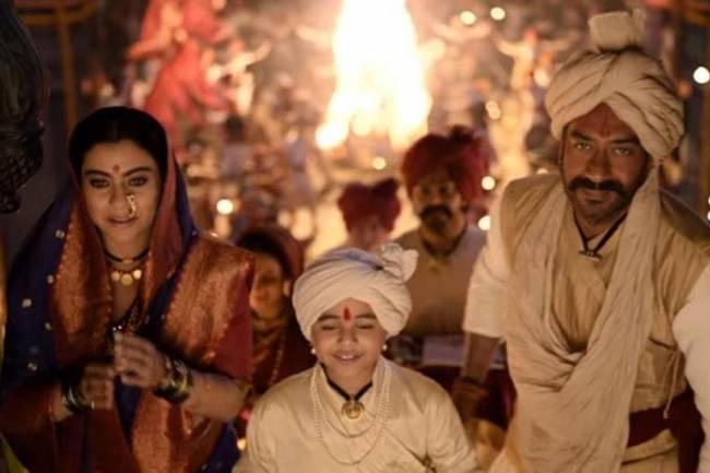 Entertainment News: Ajay Devgn's 'Tanjaji' crosses Rs 260 cr, challenges Shahid Kapoor's 'Kabir Singh' at Box Office