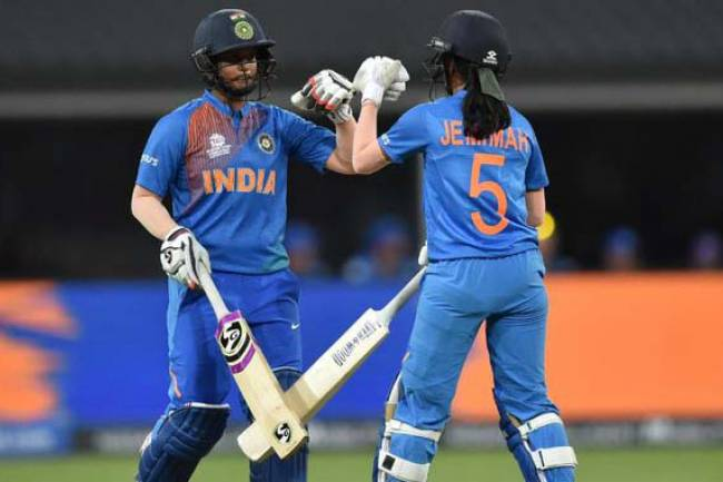 Women's T20 World Cup: India enter maiden final after semi-final tie against England washed out