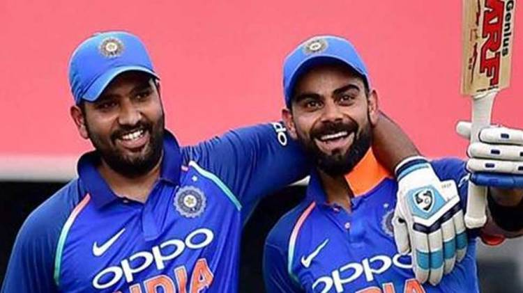 Virat Kohli, Rohit Sharma end 2019 as joint highest run-getters in T20Is