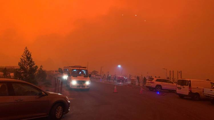 Australian sports fraternity gets behind bushfire relief efforts