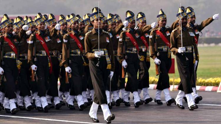 Capt Tania Shergill becomes first woman to lead all-men contingent at Army Day parade