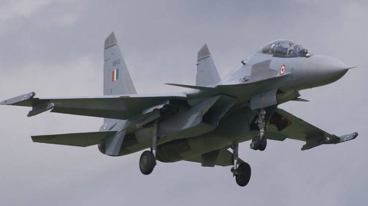 IAF to resurrect its 222 Tigersharks Squadron with Sukhoi Su-30 MKIs on January 20