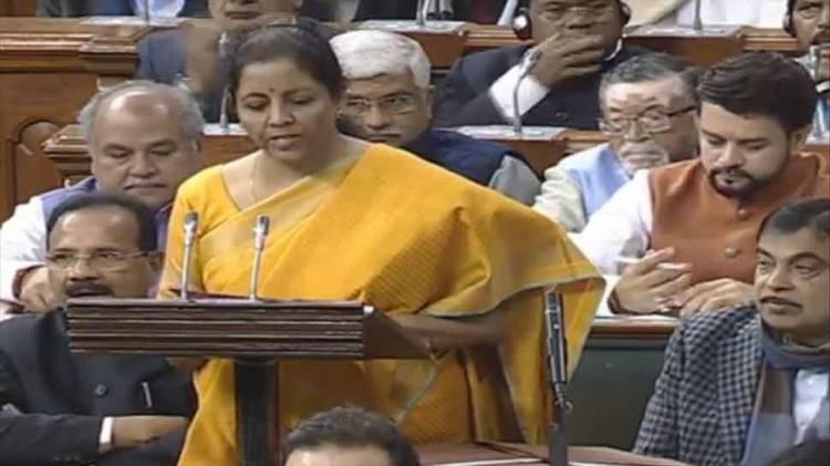 Union Finance Minister Nirmala Sitharaman to move the Banking Regulation (Amendment) Bill, 2020 in Lok Sabha on March 19