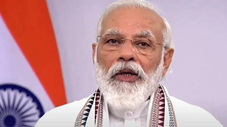 PM Narendra Modi to 'share a message' with the nation at 6 PM today