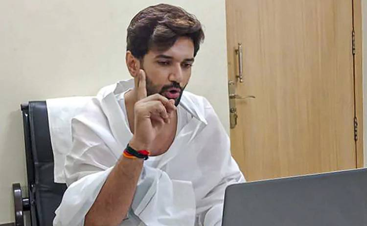 On PM's Address To Nation, Chirag Paswan's Appeal To Party Candidates
